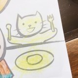 手軽に美しい水彩を始めたくなります★ファーバーカステル水彩色鉛筆★の画像(10枚目)