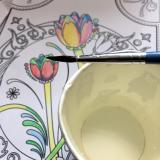 手軽に美しい水彩を始めたくなります★ファーバーカステル水彩色鉛筆★の画像(5枚目)
