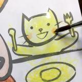 手軽に美しい水彩を始めたくなります★ファーバーカステル水彩色鉛筆★の画像(11枚目)