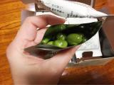 ☆贅沢なおやつ食べてみました。京都黒豆チョコ☆の画像(4枚目)