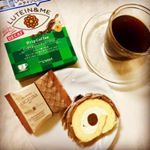 Decaf coffee time in new year with Angelina's sweets!アンジェリーナで福袋買いました🍰そして、夜飲むのは、デカフェコーヒー☕️#アンジェ…のInstagram画像