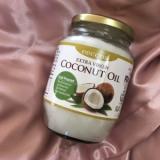 高品質オーガニックココナッツオイルは外から中から使える万能美容アイテム!の画像(1枚目)