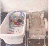 リビングでの赤ちゃんの居場所.·˖*✩⡱の画像(2枚目)