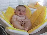 「   沐浴マット♡ブルーミングバスで沐浴! 」の画像(4枚目)