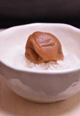 最高に美味しい梅干し♪ 五代庵 紀州五代梅の心 の画像(2枚目)