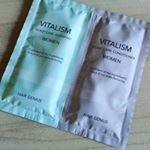 匂いもいいし泡はきめ細かくて良い感じでした🤗 試してみてね😉 #vitalism #monipla #バイタリズムファンサイト参加中のInstagram画像