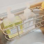 キッチンの洗剤とハンドソープの横に置いて洗い物の後すぐに使いたい♪#ママケアが使いたい #monipla #ナリスアップコスメティックスファンサイト参加中のInstagram画像