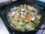 「中華名菜「八宝菜」 を試してみたよ!」の画像(3枚目)