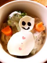 「タカナシ乳業オススメのクリスマスレシピにチャレンジ!」の画像(1枚目)