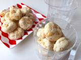 洗い物 ゼロ ! 簡単おやつ  ナッツクッキー の画像(8枚目)