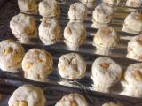 洗い物 ゼロ ! 簡単おやつ  ナッツクッキー の画像(4枚目)