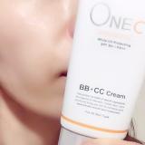 動画【1本で多機能】 +OneC プラワンシー BB+CCクリームの画像(4枚目)