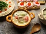 「タカナシ乳業の『低温殺菌牛乳』と『北海道純生クリーム42』でクリームシチューを作ったら美味しい♪」の画像(8枚目)