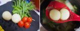 「☆ 日本ハム株式会社さん 専門店シェフの技法で創る味「ふかひれ入りスープ餃子」 味の変化も楽しめます。」の画像(8枚目)
