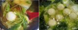 「☆ 日本ハム株式会社さん 専門店シェフの技法で創る味「ふかひれ入りスープ餃子」 味の変化も楽しめます。」の画像(5枚目)