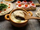 「タカナシ乳業の『低温殺菌牛乳』と『北海道純生クリーム42』でクリームシチューを作ったら美味しい♪」の画像(9枚目)