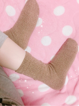 「【くせになるあったかウール靴下】スノーリアソックス」の画像(4枚目)