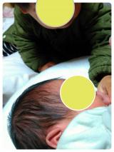 退院&育児スタートの画像(2枚目)