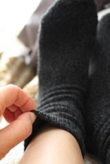 「★★★ 冬のお気に入り靴下「スノーリア」 ★★★」の画像(4枚目)
