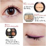 「【eyemake】久々濃いめ&100均カラーアイライナーメイク♡」の画像(3枚目)