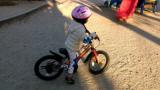 ◆アイデス D-Bike MASTER(ディーバイクマスター) 補助輪なしにトライ!の画像(5枚目)