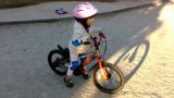 ◆アイデス D-Bike MASTER(ディーバイクマスター) 補助輪なしにトライ!の画像(3枚目)