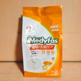 【キャットフード】メディファス 避妊去勢ケア子ねこから10歳までチキン&フィッシュ味1.4kgの画像(1枚目)