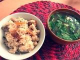 「冬野菜で美味しい炊き込みご飯完成!!」の画像(7枚目)