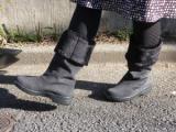 「寒い冬も雨の日も足元ぽかぽか おしゃれな日本製ゴアテックス防水ブーツ」の画像(10枚目)