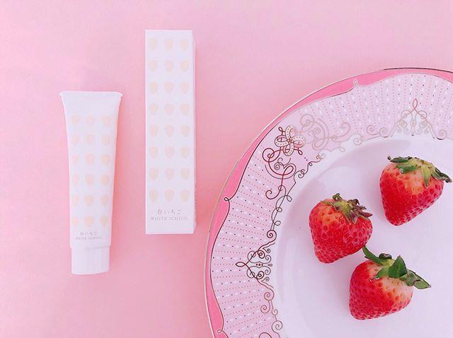 口コミ投稿:【#whitestrawberry 🍓】.手荒れの季節⛄❄手指のケアに、#白いちご のハンドクリームを…