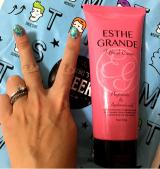 グレープフルーツの香りのマッサージクリーム「エステグランデ」使ってみた♡の画像(3枚目)