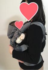 「ママコーデ♡抱っこも安心!アクセいらずな胸元レースニット」の画像(11枚目)
