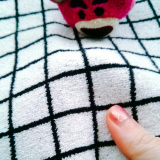 「☆極暖!あったかわいい腹巻 おなかくるり☆」の画像(2枚目)