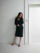 スカートスーツ の画像(10枚目)