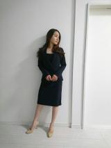 スカートスーツ の画像(4枚目)