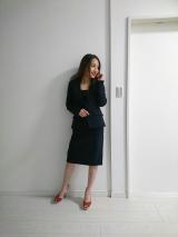 スカートスーツ の画像(9枚目)