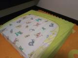 ベッドを包む防水シーツの画像(8枚目)