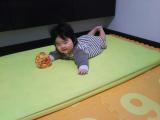 ベッドを包む防水シーツの画像(9枚目)