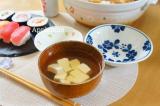 うに醤油でいただくコストコまぐろ&サーモン寿司の画像(6枚目)