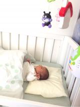 「赤ちゃんのおやすみ時間を1番に♡」の画像(1枚目)
