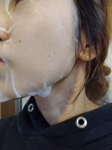 「エアリーフェイスマスクを試したよ❤」の画像(4枚目)