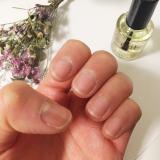 アンドネイル オーガニックブレンドオイルで自爪が綺麗になった!の画像(4枚目)