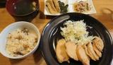 ホクトのきのこ炊き込みご飯の素の献立の画像(4枚目)