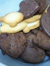 バレンタイン☆子どもとチョコチップクッキーを作ったよ〜共立食品の画像(8枚目)