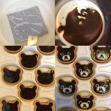 共立食品【バレンタイン手作りセット】プチガトーショコラとくまちゃんのプチタルトの画像(7枚目)