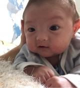 乳児湿疹にアトピタ♡の画像(1枚目)