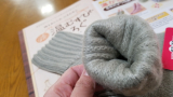 温むすびの靴下。「毛布のような靴下」の画像(2枚目)