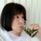 「青汁と乳酸菌」の画像(1枚目)