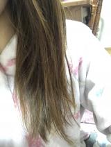 パサパサな髪がの画像(1枚目)
