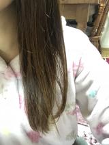 パサパサな髪がの画像(3枚目)